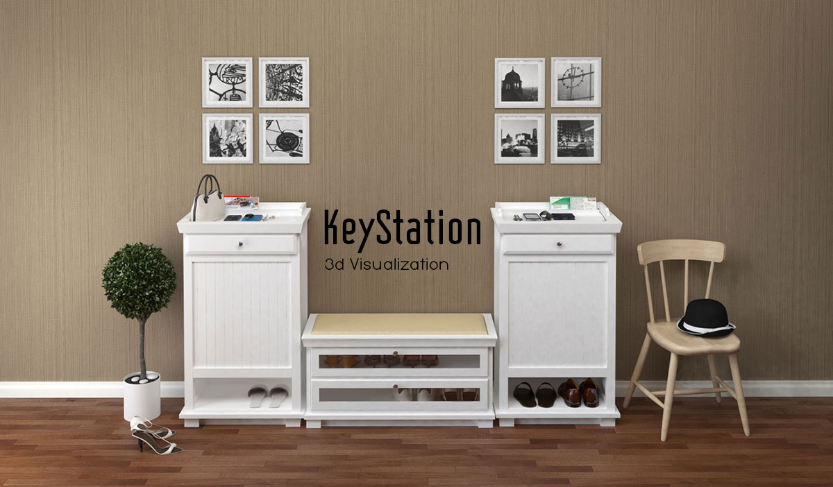 Keystation_3Dvisualize