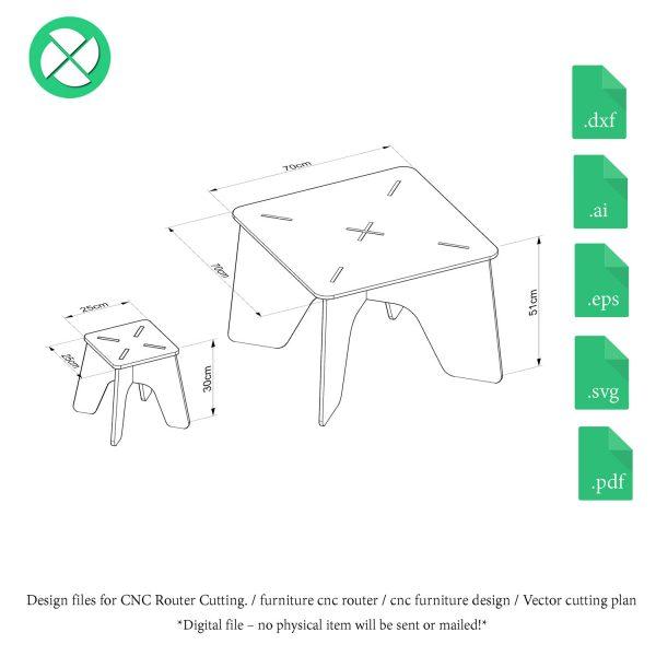 Children's Furniture CNC